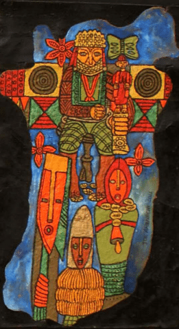 Ancestral forms 4
