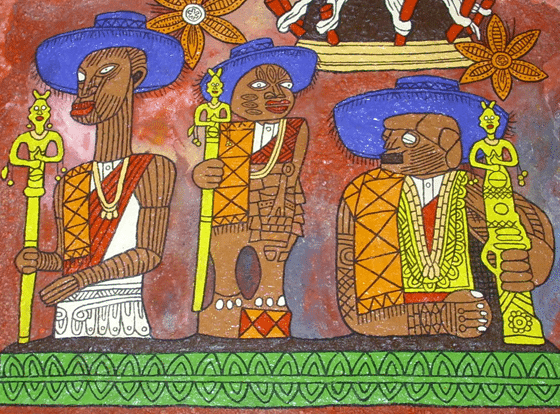 Egba chiefs