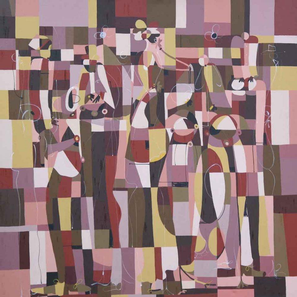 Jazz game by Kofi Agorsor