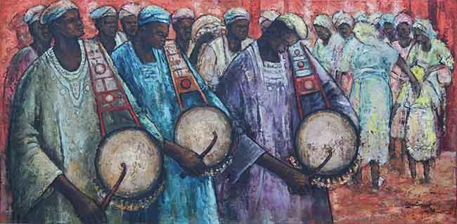 Rhythm and dance