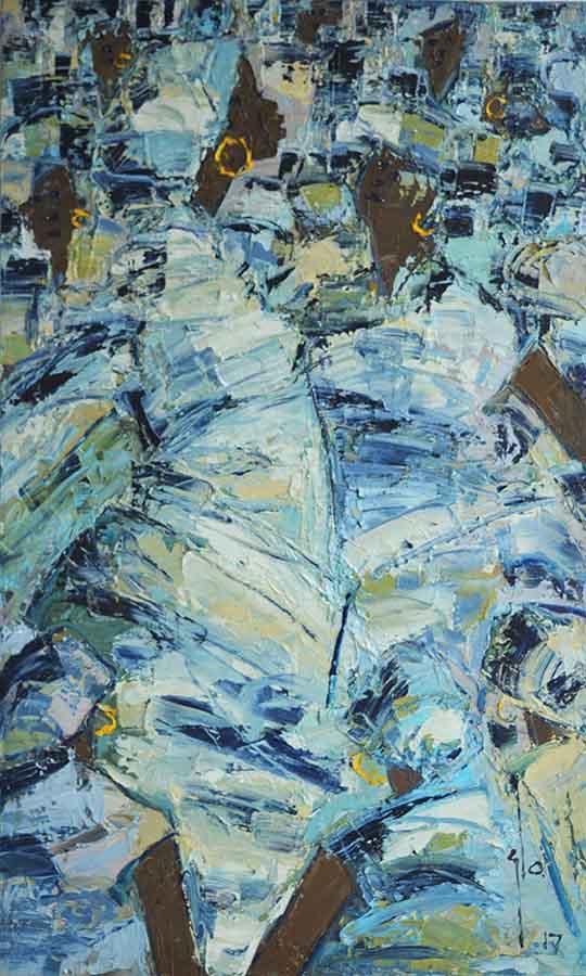 Blue Profiles