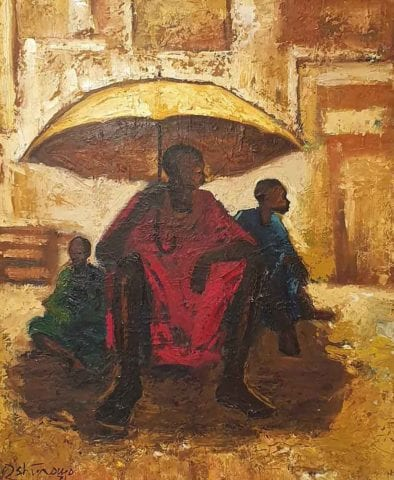 Protection 2 by Kolade Oshinowo